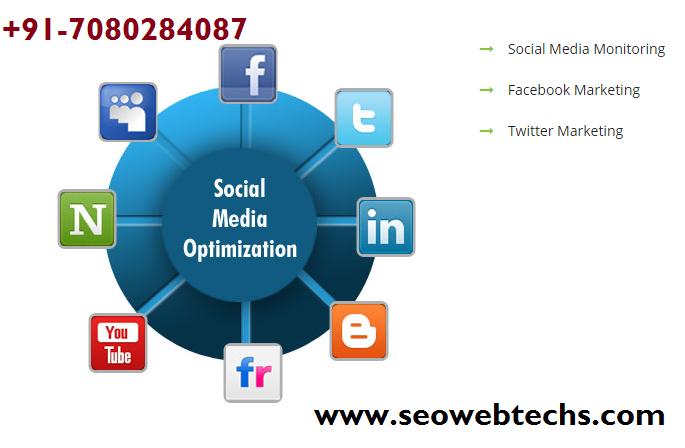 social media service Kanpur